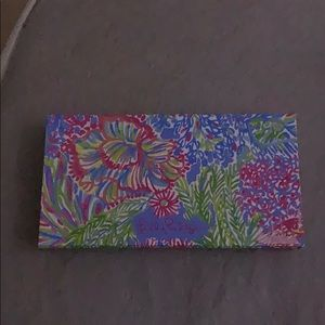 lilly pulitzer sticky notes
